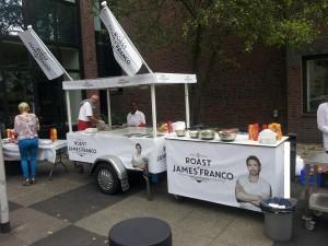 roast hotdogkar