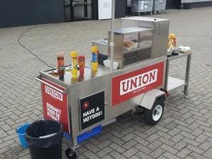 union gazelle hotdogkar
